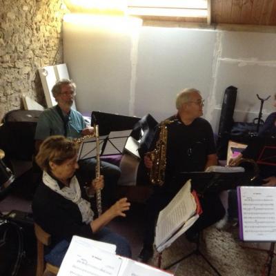 Creuse: Musique et champignons, 2013