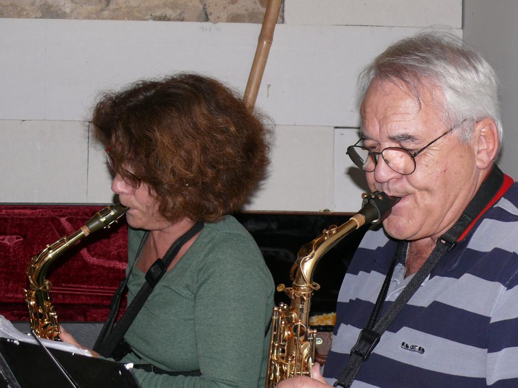 Frédérique et Michel